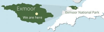 Triscombe Location