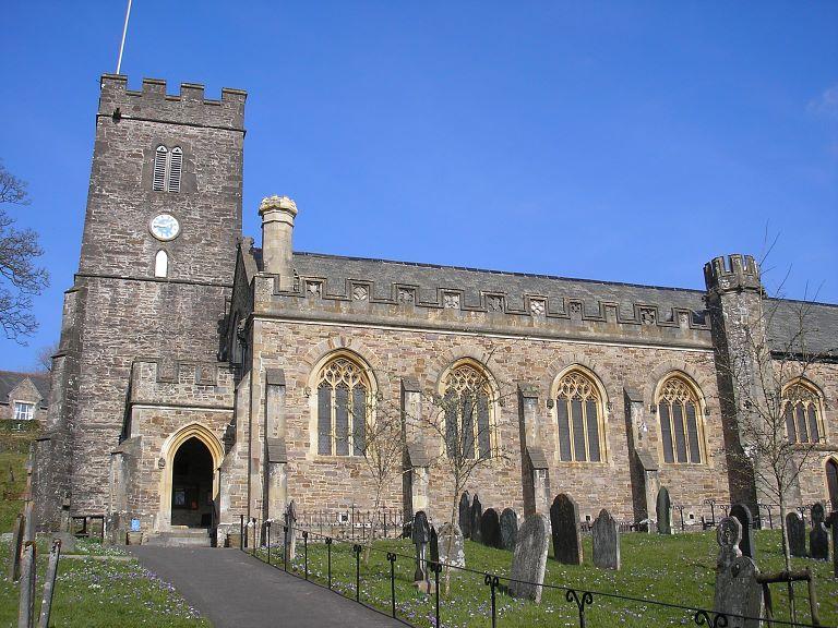 Dulverton All Saints Church