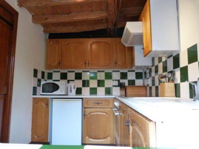 Fern Cottage Kitchen