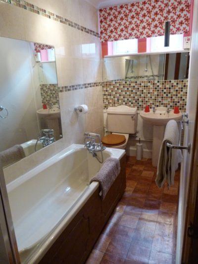 Stream Bathroom