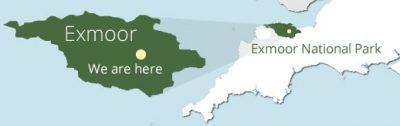 Triscombe Location