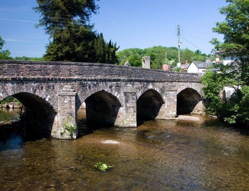 Dulverton, Exmoor National Park
