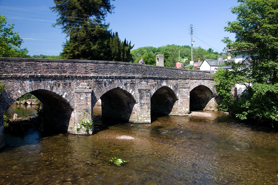 Bridge over Barle River